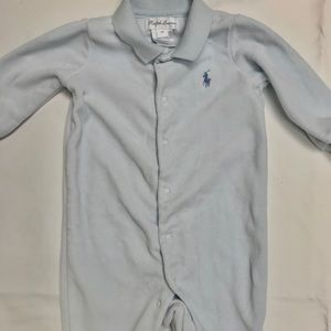 Polo footie outfit